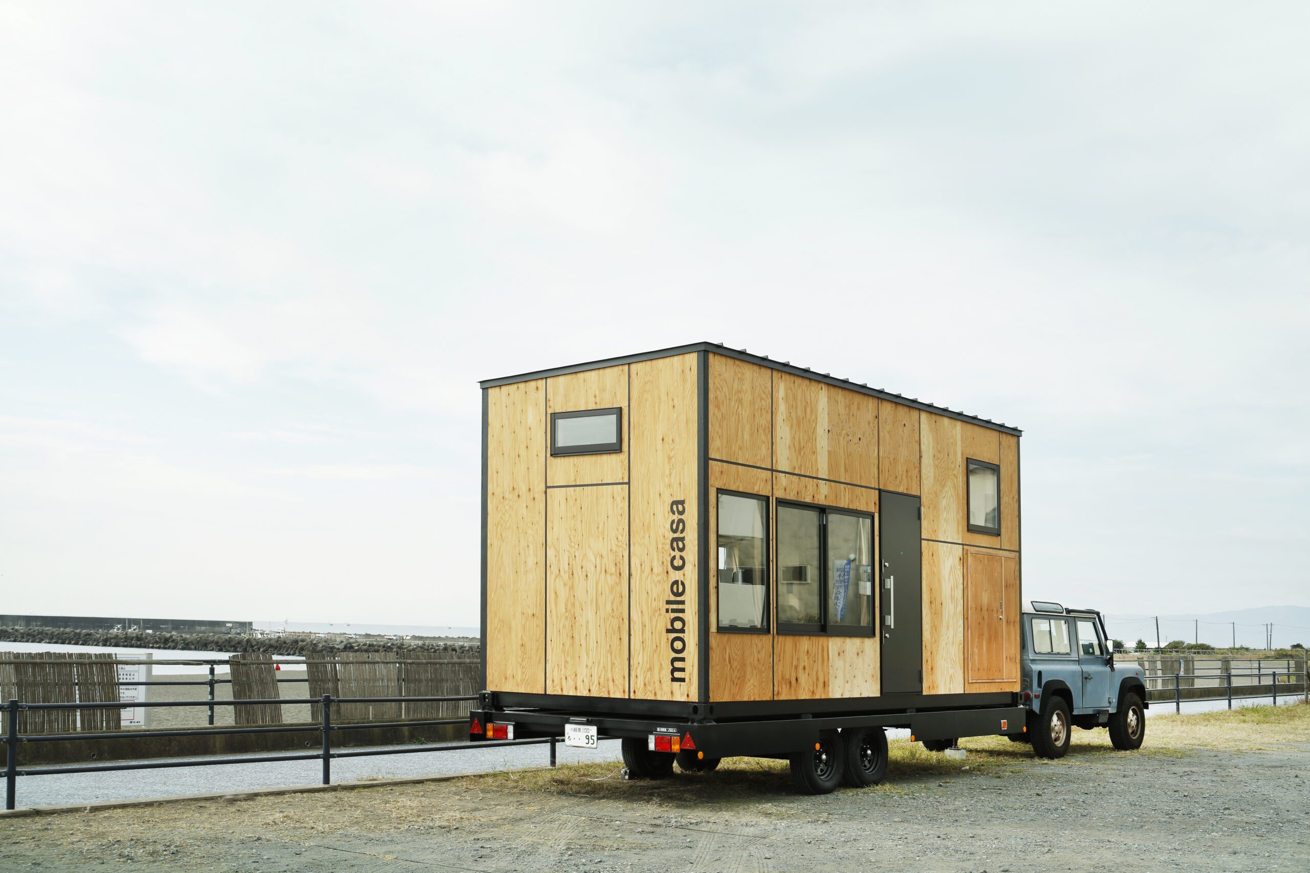 mobile casa 見学会 in 波佐見